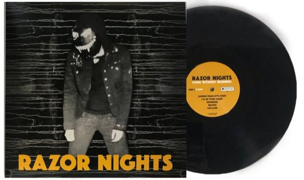 Razor Nights - Wasted
