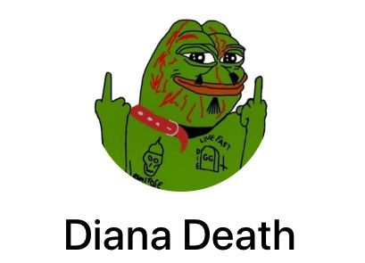 Diana Death Now on Telegram